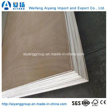 High/Middle/Lower Price Commercial Plywood pictures & photos