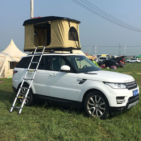SUV Car C&ing Tent Roof Top Tent & China SUV Car Camping Tent Roof Top Tent - China Professionla Roof ...