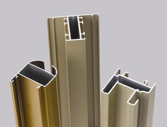 Anodized Surface Treatment Finish Aluminium Profiles pictures & photos