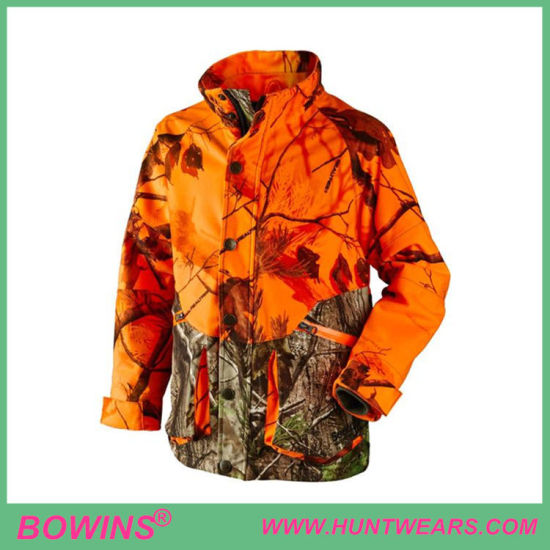 6a523a18ac585 Mens Blaze Camo Waterproof Shooting Hunting Jacket. Get Latest Price