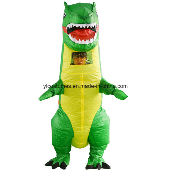 2018 New Design Creative Adult Halloween Carnival Party Dinosaur Costume  sc 1 st  Yiwu Yelong Costumes Factory & China 2018 New Design Creative Adult Halloween Carnival Party ...