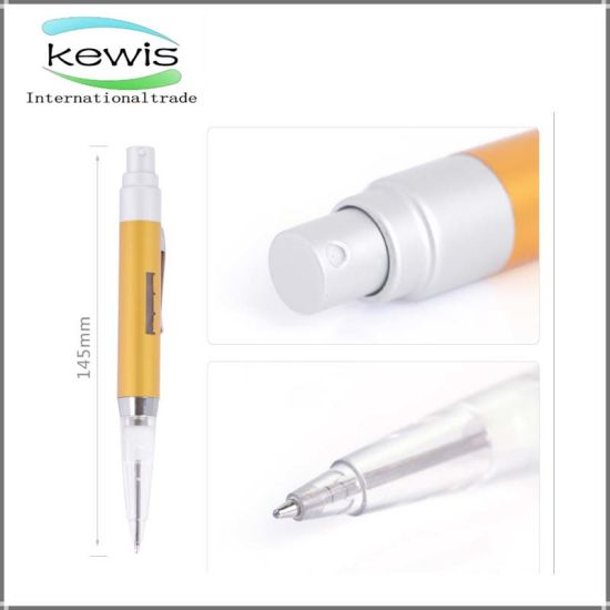 2ml Customized Logo Pen Writing Perfume Spray Bottle pictures & photos