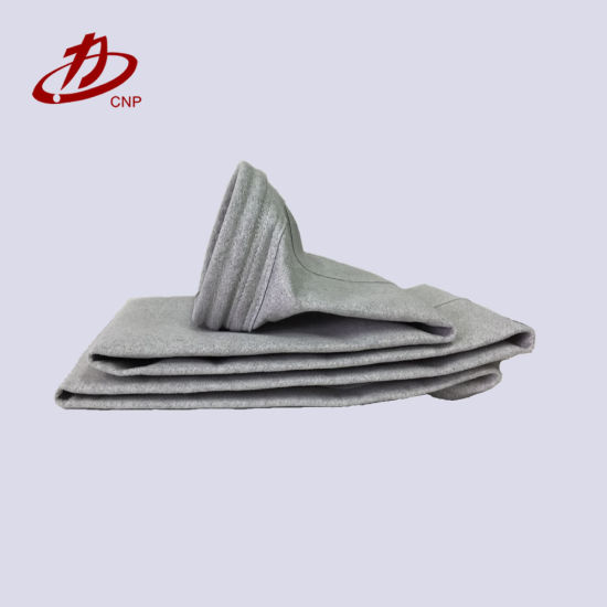 Non Woven Type Fiberglass Dust Filter Bag pictures & photos