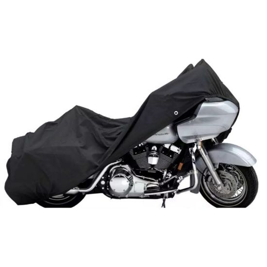 High Quality Customized Waterproof 190t Polyester Motorcycle Cover