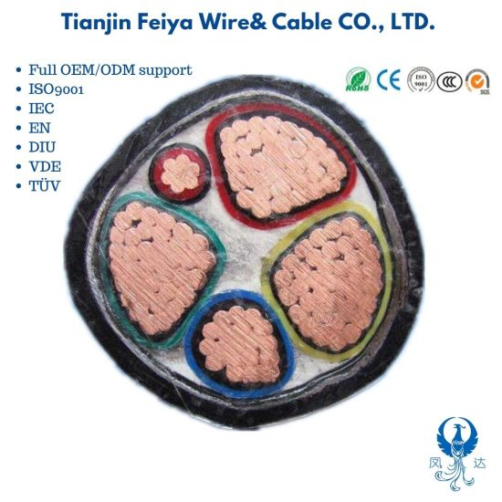 N2xby Copper Conductor Low Voltage LV Power XLPE Cable