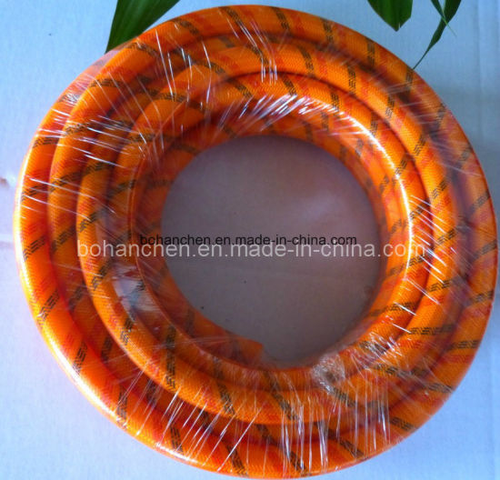 Cold -Resisted Braided Reiforced PVC Spray Hose (BH3000) pictures & photos