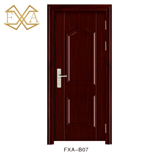 China Cheap Apartment Front Entry Door American Doors For