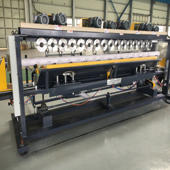 Automatic PVC Pipe Slotting Machine