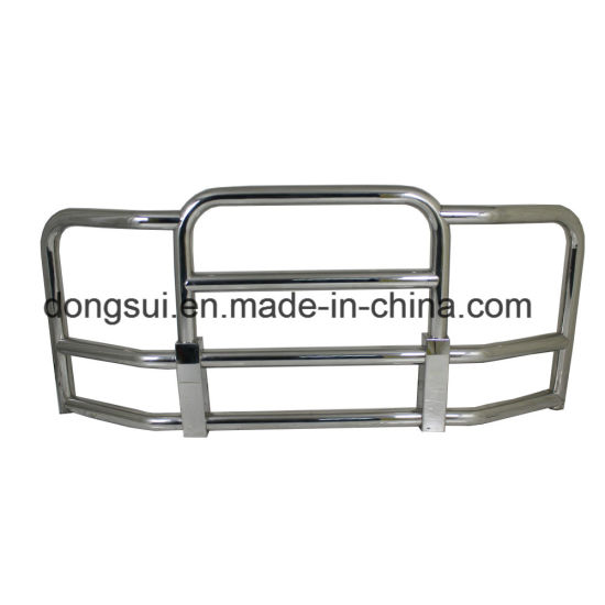 Stainless Steel 304 Big Truck Grille Guard for Freightliner Cascadia