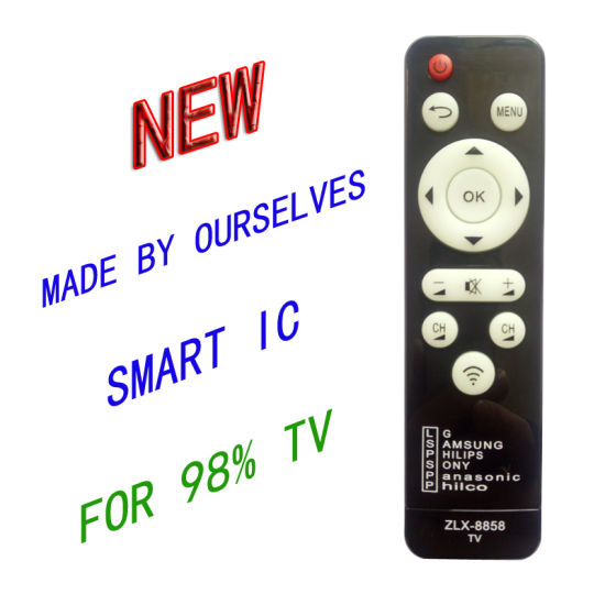 Remote Control for Smart TV (ZLX-8858) pictures & photos