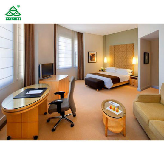 Custom Apartment Sized Hotel Bedroom Furniture Sets For Australia