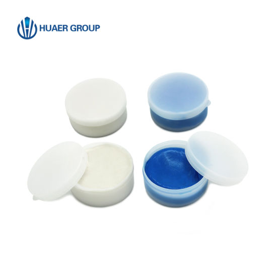 China Mold Making Silicone Dental Impression Material Putty with