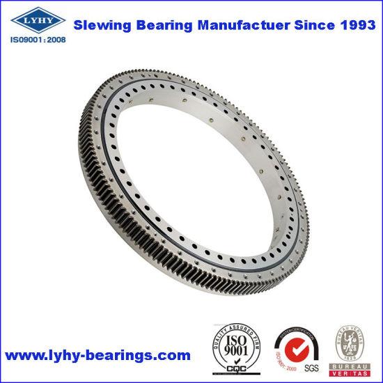 Single Row Ball Slewing Ring Bearing with External Gear Kud01524-025va15-900-000
