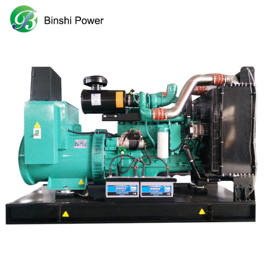 China Prime Power 70kw Diesel Generator with Cummins Engine