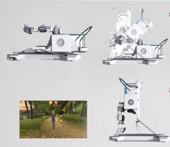 Flexbot Robot -Assisted Gait Training System pictures & photos