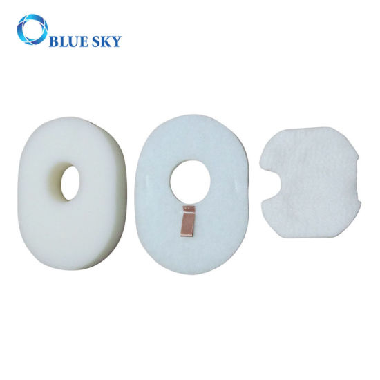 White Foam Felt for Vacuum Cleaner Filter of Shark Hv300 pictures & photos