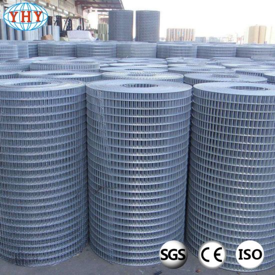 China Anping Factory Welded Wire Mesh Netting Fence - China Welded ...