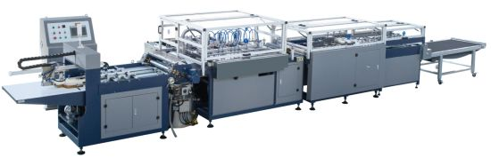 High Presicion Automatic Grey Board Cover Making Machine