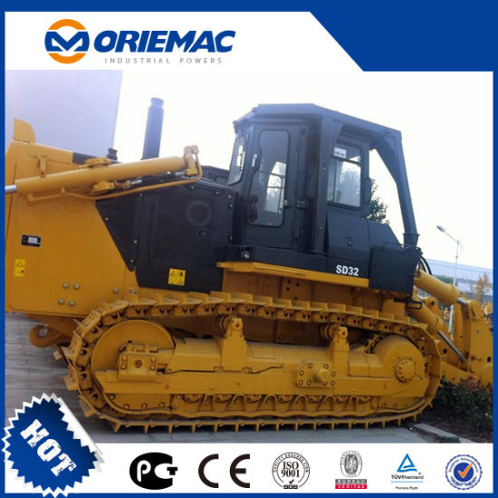 High Quality 80HP Mini Crawler Bulldozer SD08-3 for Sale pictures & photos