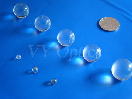 Optical Grade Glass Dia. 1.8mm Sapphire Ball Lens pictures & photos