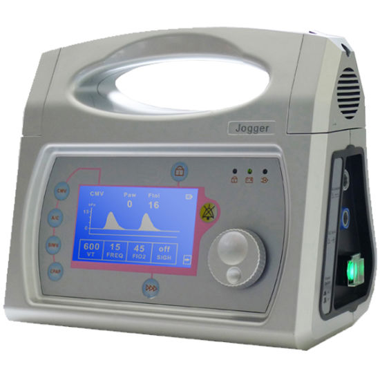 Portable Emergency Ventilator with CE (JOGGER) pictures & photos