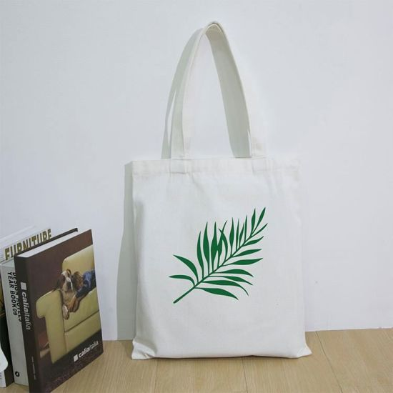 Top Quality Customized Logo Canvas Tote Bag, Promotion Cotton Canvas Bag