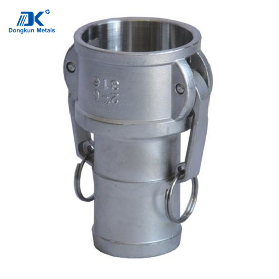 Stainless Steel Valve Coupling Casting