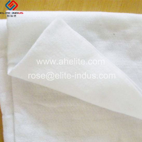 Earthwork Products 500GSM Polyester Filament Fabrics pictures & photos