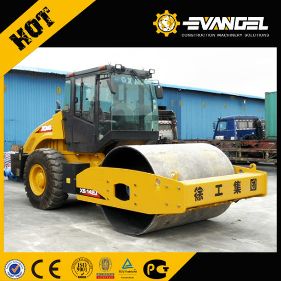 16 Ton Mechanical Single Drum Vibratory Road Roller pictures & photos