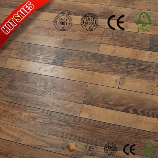 Rustic Oak Oka Laminate Wood Flooring