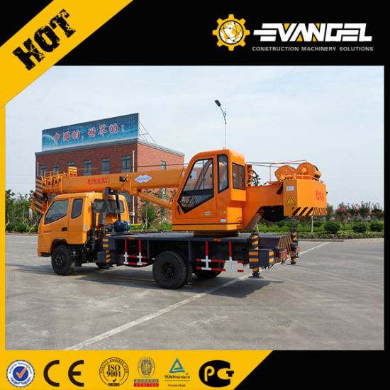 8 Ton Small Truck Crane YGQY8H pictures & photos