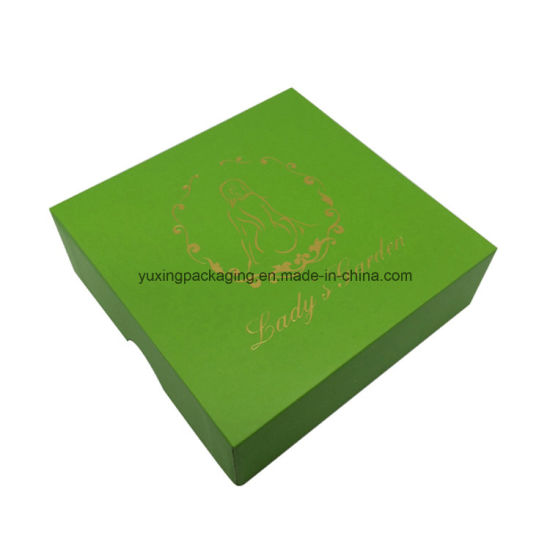 High Quality Jewelry Creative Design Logo Retail Packaging Box