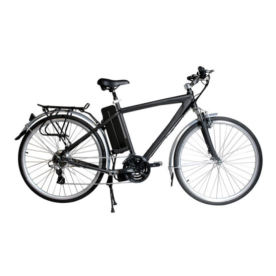 Stylish Design 26′′ Li-ion Battery Electric Assist Mountain Road Bike Price OEM pictures & photos