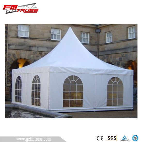Outdoor PVC Garden Pagoda Party Tent for Wedding pictures & photos