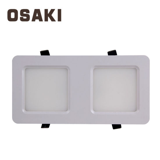 Recessed 12W 18W 24W Square Ceiling Panel LED Light pictures & photos