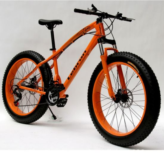Wholesales Cheap Price 26 Inch Fat Bicycle Fat Bike Mountain Bike Children Bicycle From Factory pictures & photos