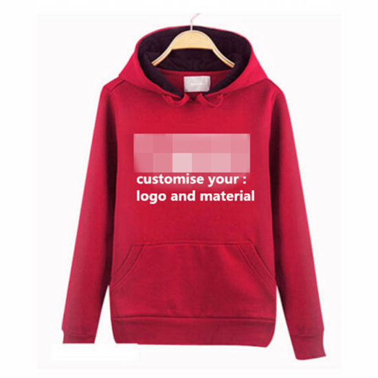 2018 Pullover Style Cheap Fleece Hoodies Women Making Clothing in China Fabric Manufasurer