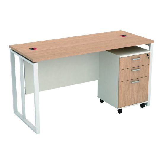 China Ml Multifunctional Half Round Office Desk For Wholesales - Half round office table