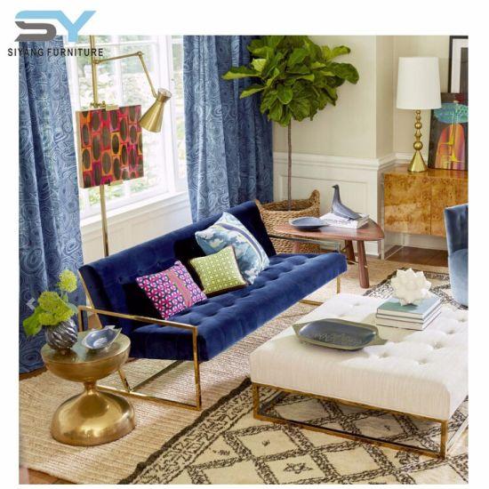 Living Room Furniture Sofa Set 3 Seater Sofa for Sale