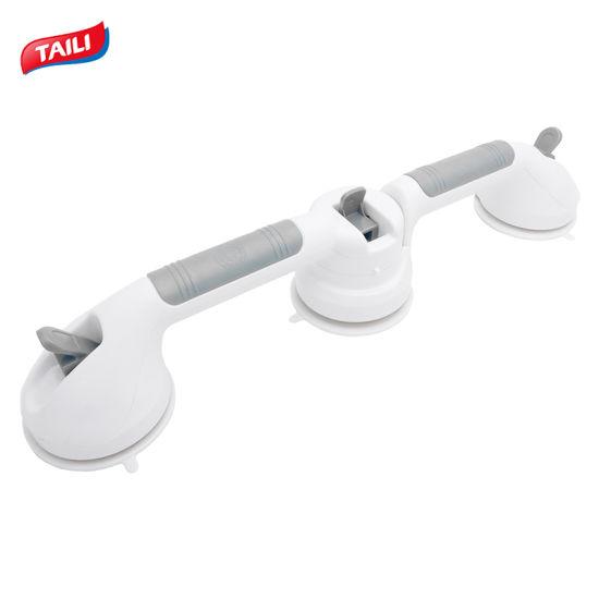 China 2018 Safety Bathtub Disabled Suction Grab Bar For Bathroom