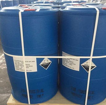 China's Reliable Supplier of Hydrofluoric Acid The Lowest Spot Price