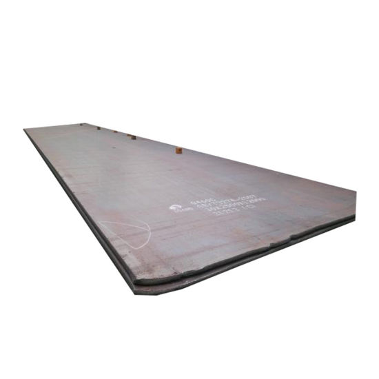 China Made 10mm Q235B Carbon Steel Sheet Plate for Construction