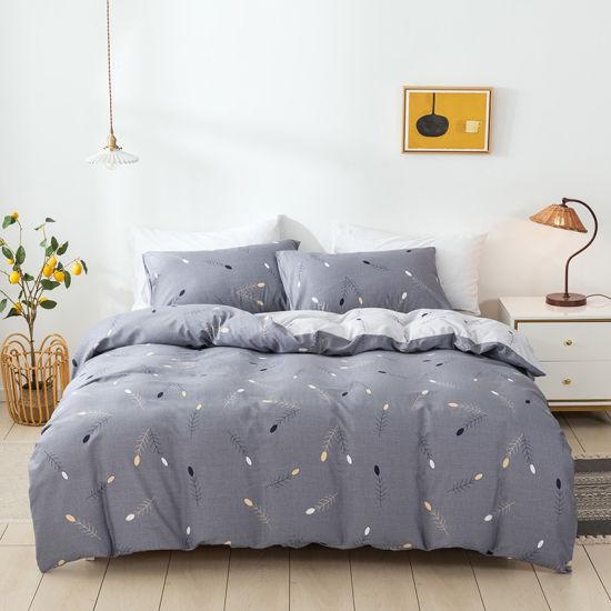 China Home Bedding Decor 14PCS Sabanas 14% Cotton Bedding Linen
