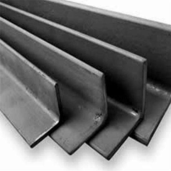 Angle Bar Deformed Rebars A36 Steel Angle Bar Profile