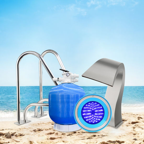 Professional Business Swimming Pool Product Whole Set Equipment Accessories