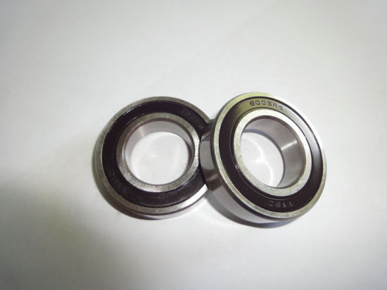 Zys Deep Groove Ball Bearing 6005-2RS pictures & photos