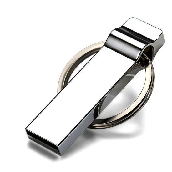 Hot Sale Metal USB Flash Drive Pendrive 16GB 8GB 64GB 32GB Flash Memory Stick Pen Drive