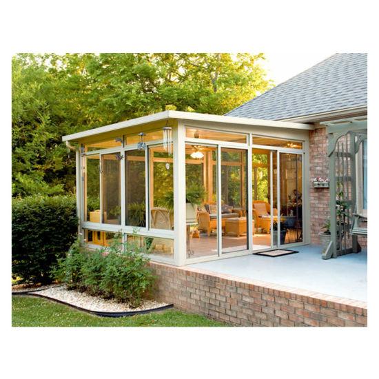 Design Aluminum Frame Sunroom Aluminum Frame Sunroom High Quality Portable Sunroom