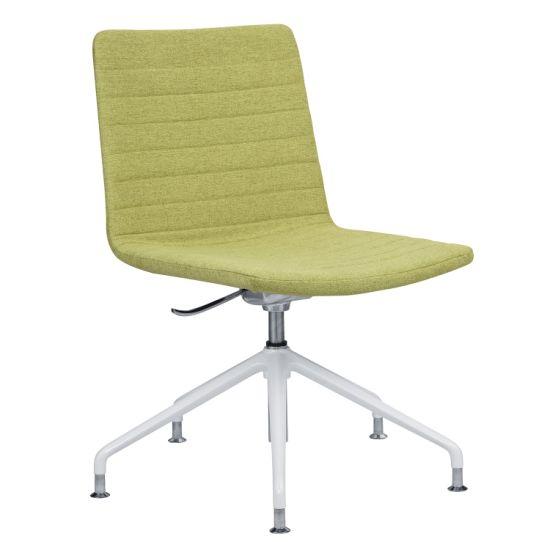 High Quality Fabric Rocking Armless, Armless Office Chair
