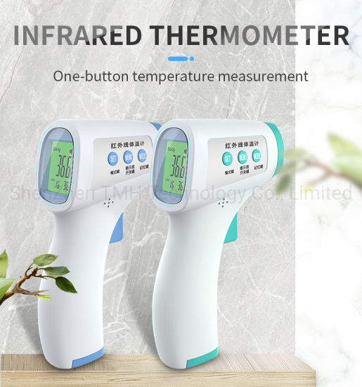 orehead Thermometer Digital Medical Infrared Thermometer Temperature Measurement Tool
